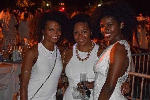 Diner en Blanc on the Memorial Friends