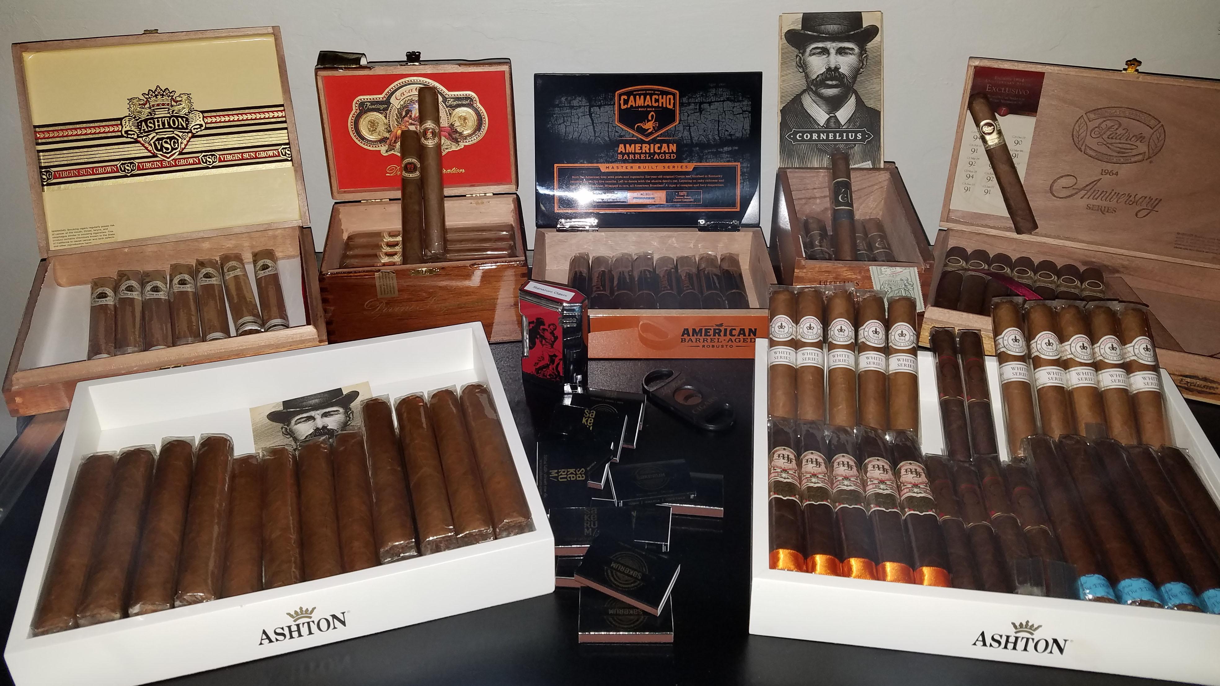 Cigar Shot